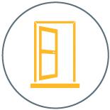 Integración apertura de puertas-TECDOOR