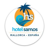 Logotipo Hotel Samos