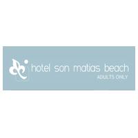 Logotipo Hotel Son Maties Beach