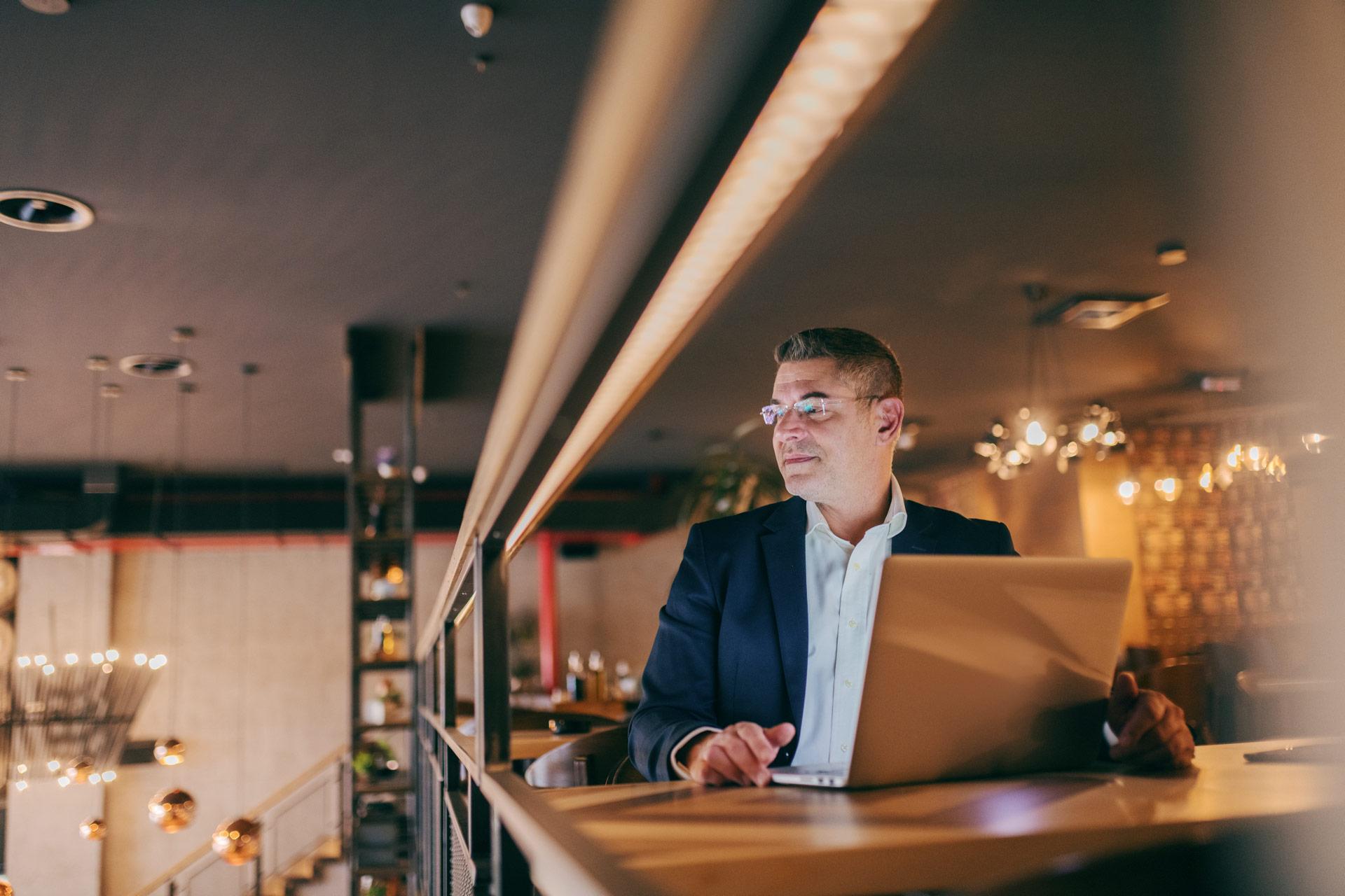 Consultor ERP para restaurante